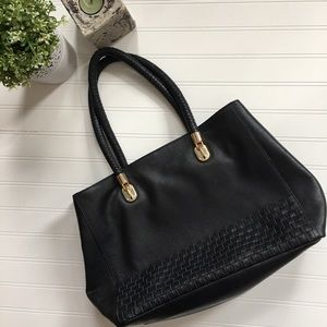 Genuine Leather Cole Haan Handbag